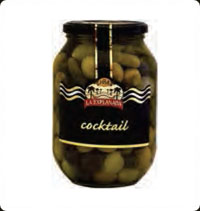 Olives La Explanada Gourmet Cocktail 850 ml