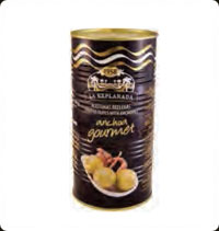 Olives La Explanada Gourmet manzanilla stuffed with anchovy 2kg