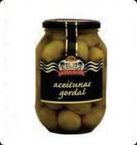Olives La Explanada Gourmet Queen Olives extra falvour 850 ml
