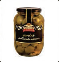 Queen pitted marinated olives 850 ml